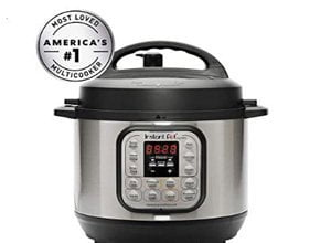Mini 7-in-1 Electric Pressure Cooker
