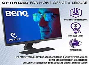 BenQ 27 Inch IPS Monitor