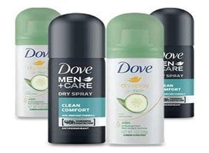 Dove Sample for free