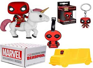 Funko Marvel Collector Corps Subscription Box