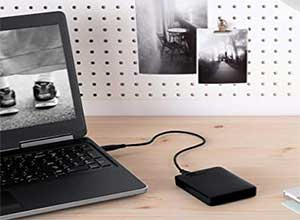 Portable External Hard Drive