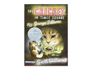 The Cricket in Times Square Paperback