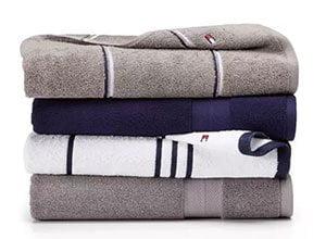 Modern American Cotton Mix & Match Bath Towels
