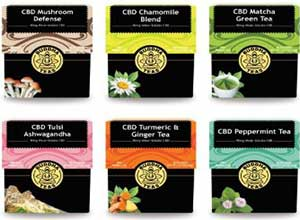 Free CBD Tea Promotion
