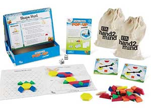 Math Games With Pattern Blocks For Kids