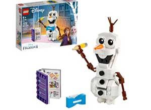 LEGO Disney Frozen II Olaf the Snowman Building Toy