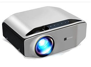 GooDee YG620 Newest LED Video Projector
