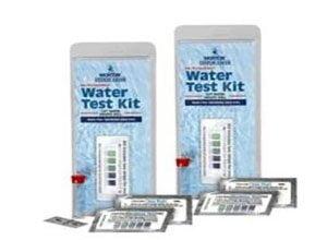 free Hard water test strip