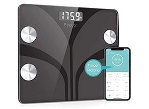 Smart Wireless Digital Bathroom BMI Weight Scale
