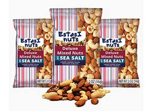 Estasi deluxe mixed nuts samples