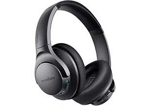 Wireless Over Ear Bluetooth Headphones