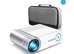 GooDee YG420 Mini Video Projector
