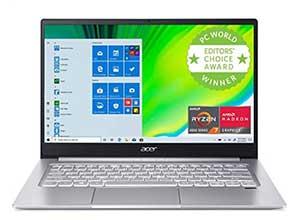 "Acer Swift 3,AMD Ryzen 7 4700U, 8GB,512GB 14"" laptop"