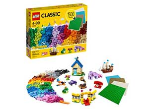 LEGO Classic Bricks Bricks Plates 11717 Building Toy