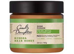Mimosa hair honey travel size