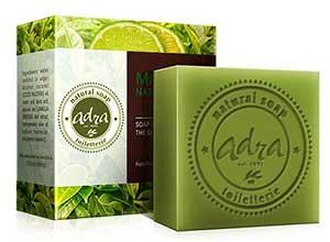 Green Tea Lime soap