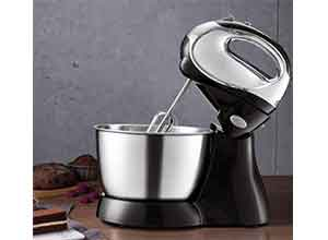 Stand Mixer with Dough Hooks