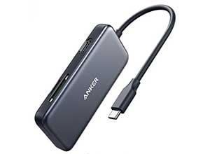5-in-1 USB C Adapter