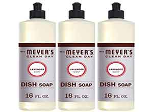 Mrs Meyers Clean Day Liquid Dish Soap