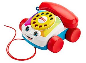 Fisher Price Chatter Telephone new version