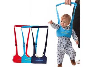 Kids Breathable Adjustable Walker Belt