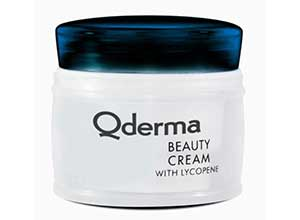 Qderma cream with lycopene