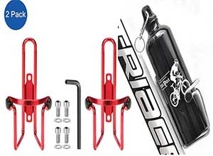 2Pcs Bicycle Water Bottle Holders