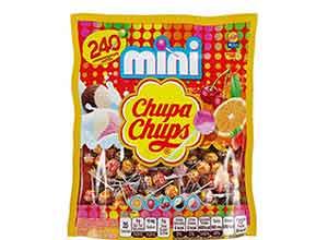 Chupa Chups Mini Ice-creams Lollipops