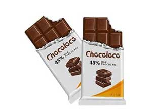 Get your Free Chocoloco Milk Chocolate bar
