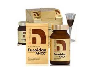Free Fucoidan AHCC sample