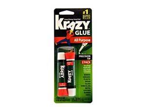 Krazy Glue KG517 Purpose Super Glue