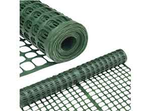4*100 ft. W Patio Guardian Safety Netting Fence