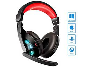 SHENMATE Gaming Headset with Microphone