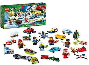 LEGO City Advent Calendar 60268 Playset