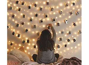 Vont Starry Fairy 66FT 200 LED Lights