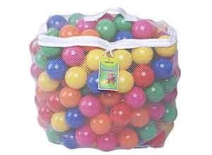 200 Phthalate BPA Free Plastic Balls
