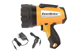 EverBrite LED Rechargeable Flashlight