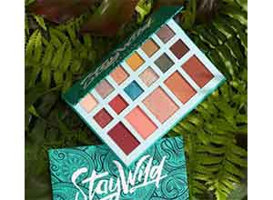 SHEGLAM STAY WILD All In One Colour Palette