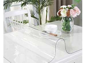 OstepDecor Custom 36*24 Inch Clear Desk Cover