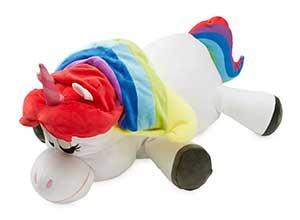 Rainbow Unicorn Cuddleez Plush 25inch