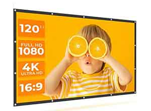 120 Inch Projection Screen