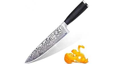 Super Sharp Professional Chef's Knife