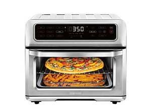 ChefmanDual-Function Air Fryer Toaster Oven