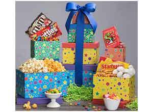 Birthday gifts from GourmetGiftBaskets