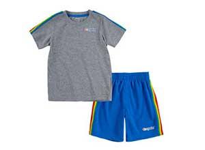 Crayola Boys T Shirt and Short 2 Piece