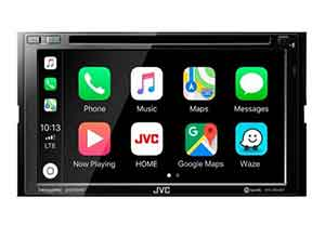 JVC 6.8inch Android Auto/Apple Car Play
