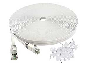 Cat 6 Ethernet Cable 50 ft