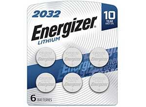 Energizer CR2032 Batteries