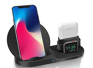 Nroech Wireless Fast Charger