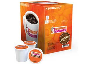 Dunkin Donuts Coffee K-Cup Original